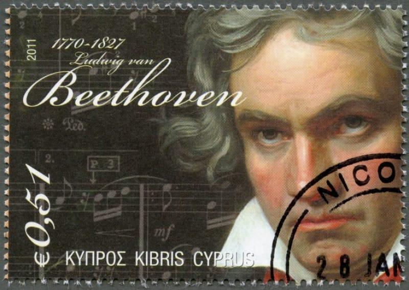 誰もが知る名作曲家「ベートーヴェン」
