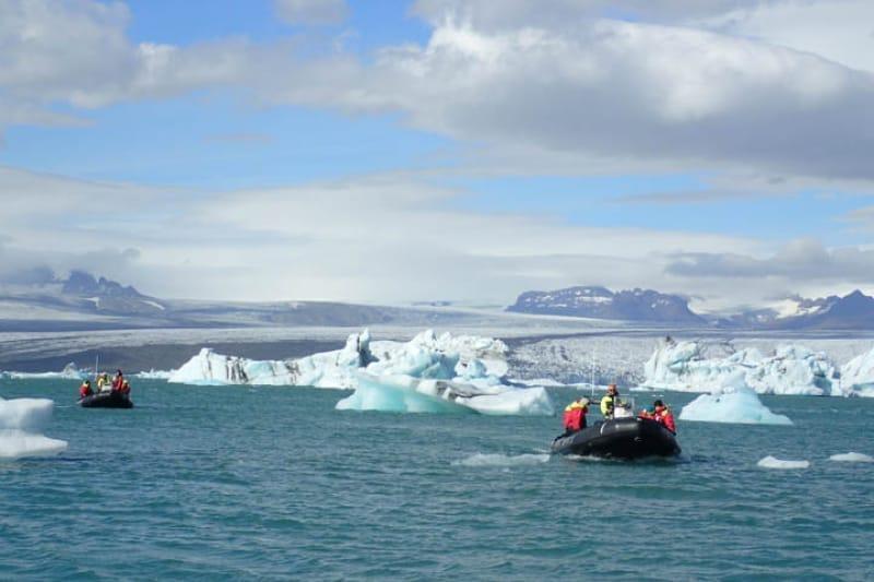 ヴァトナヨークトル氷河(Vatnajokull)