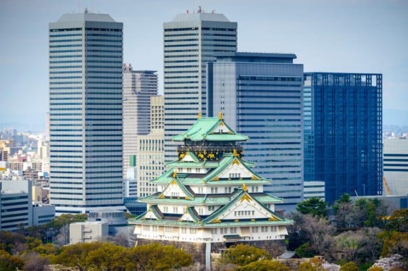 大阪城周辺の観光ならここを見よう