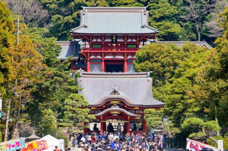 「鶴岡八幡宮」観光を中心としたモデルコースはこう!