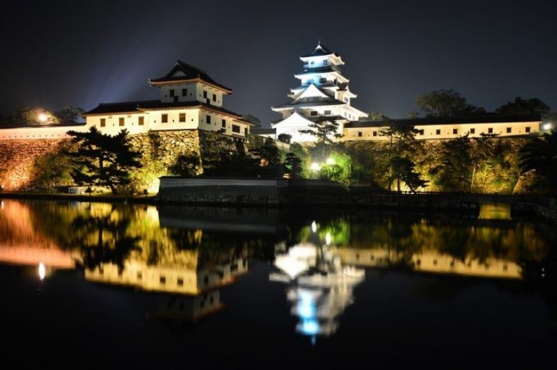 松平氏が支配した今治城は現代までどのように残った?
