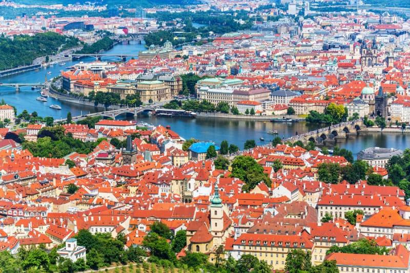 プラハ歴史地区ってこんなところ