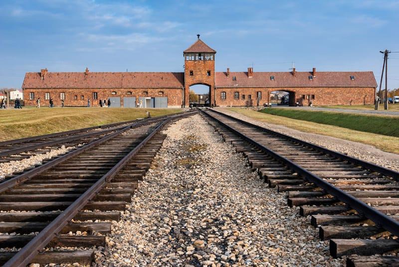 ナチスによる最大級の強制収容所