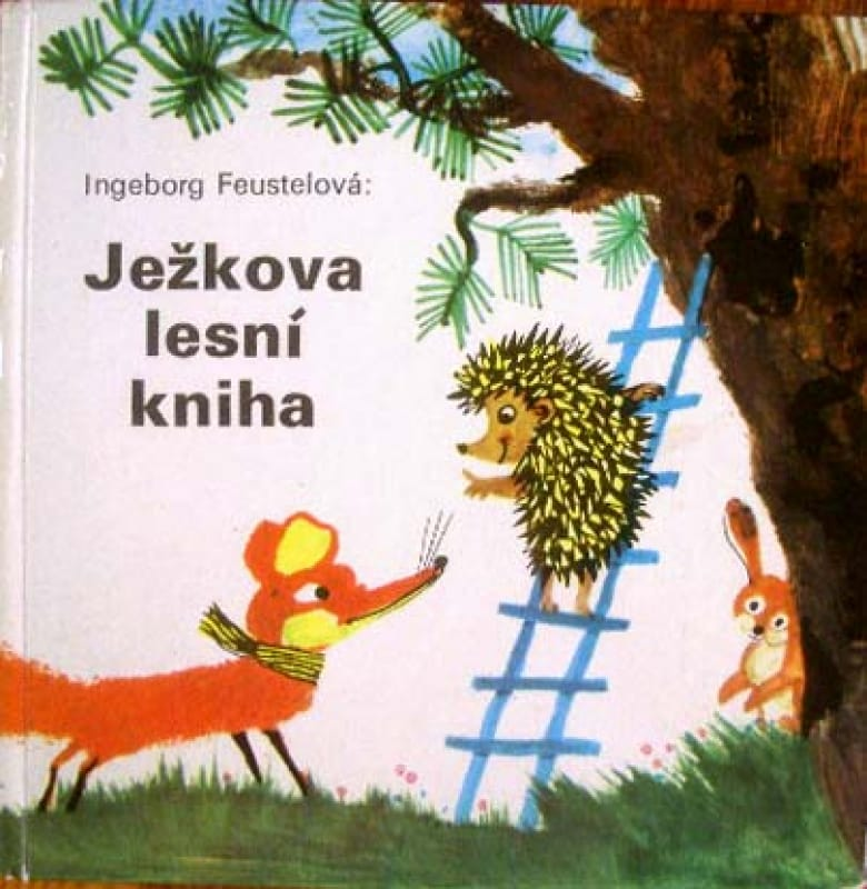 kniha(picture book)