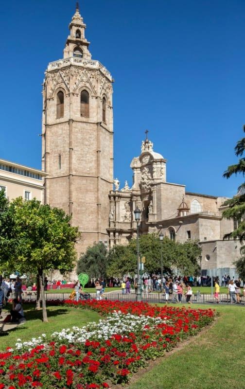 最後の晩餐が思い出される「バレンシア大聖堂」