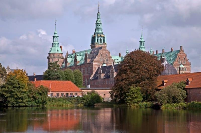 フレデリクスボー城/デンマーク