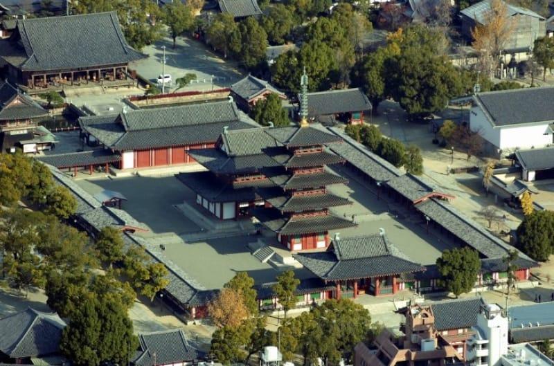 日本最古の建築様式!