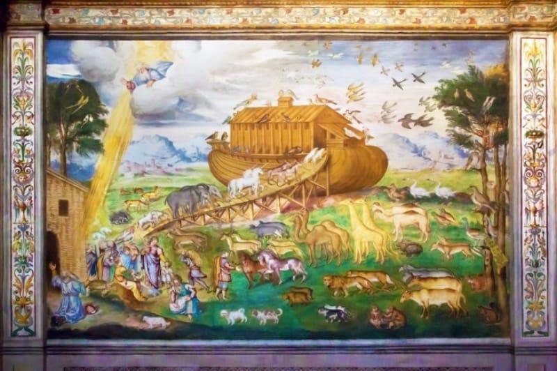 「ノアの方舟」って素敵なファンタジー!