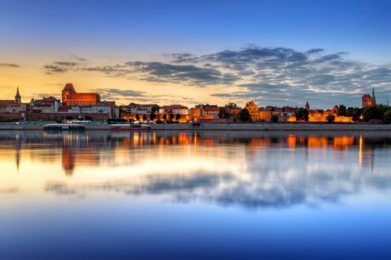 中世の街並みが美しいトルンってどんな町?