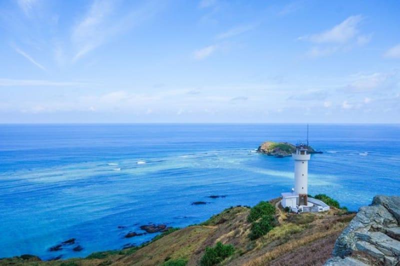 石垣島の最北端 平久保崎