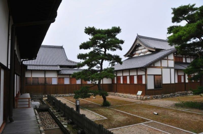 江戸時代の佐賀城
