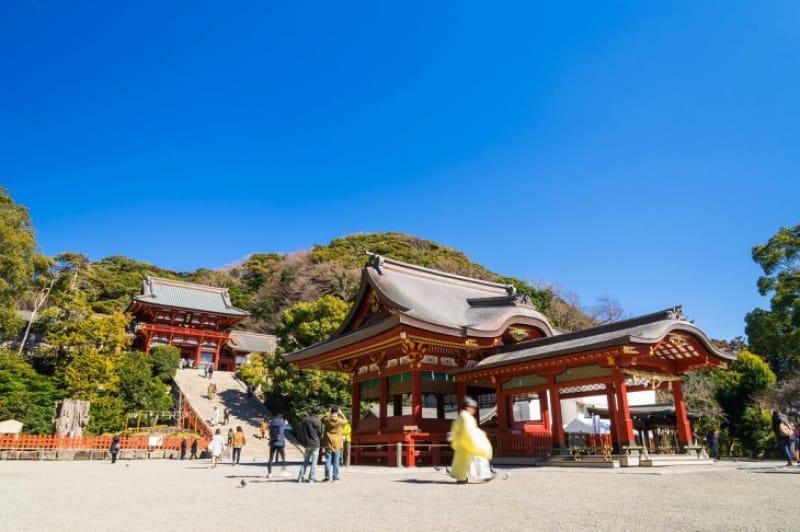 「鶴岡八幡宮」観光の前に知っておこう!