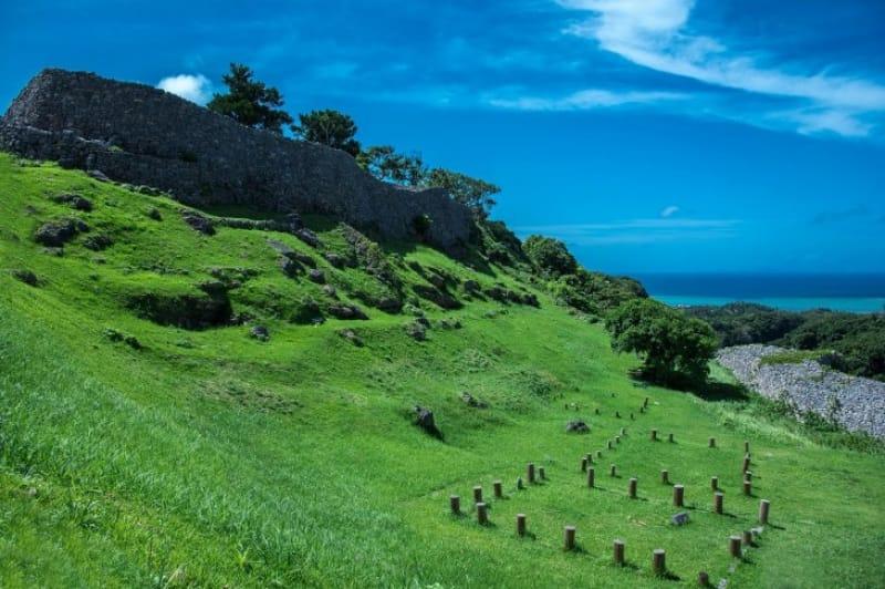 沖縄の歴史を肌で感じる、今帰仁城(なきじんぐすく)