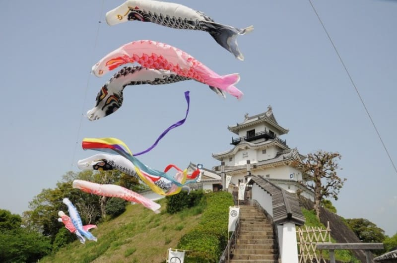 現在の掛川城は見どころがたくさん