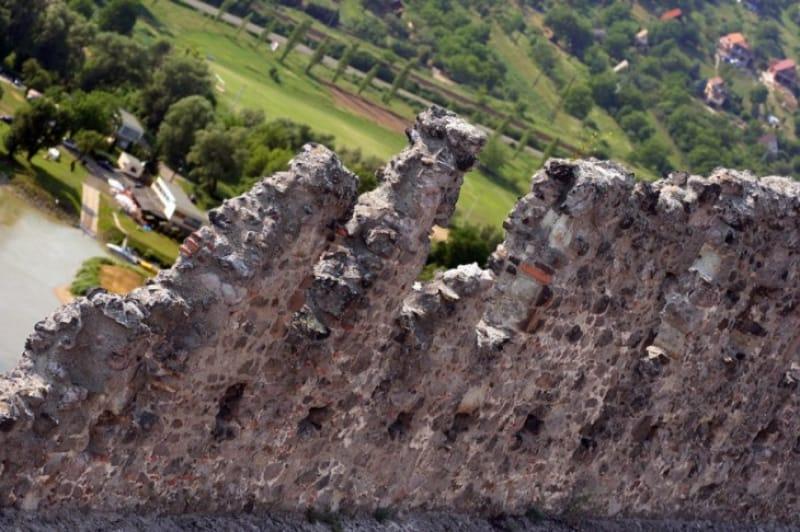 モンゴル軍に対抗するために造られた城塞