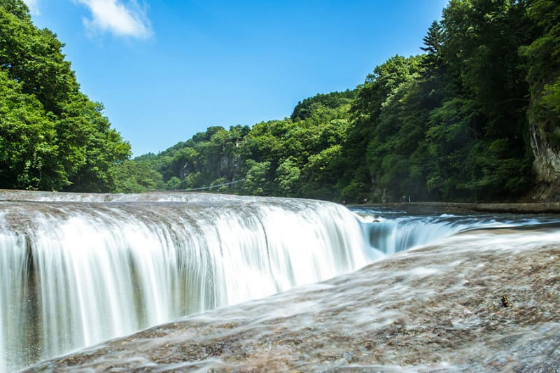 TOP4 吹割の滝/群馬県