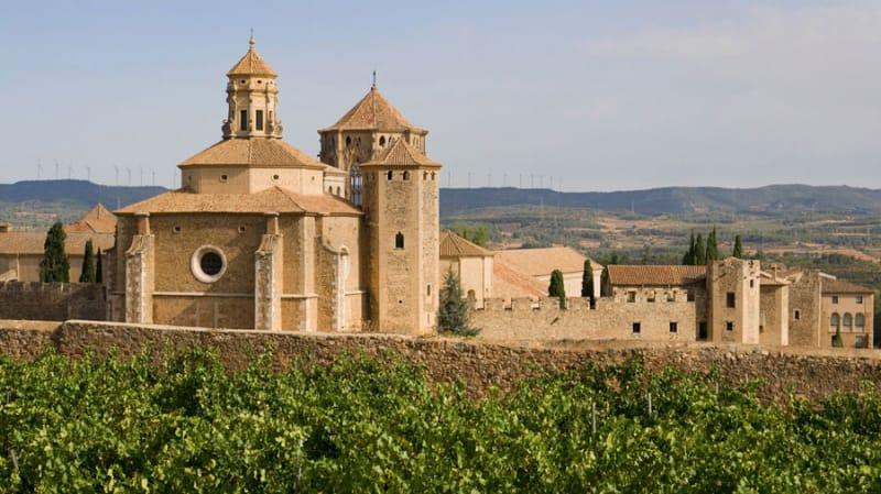 世界最大級の修道院