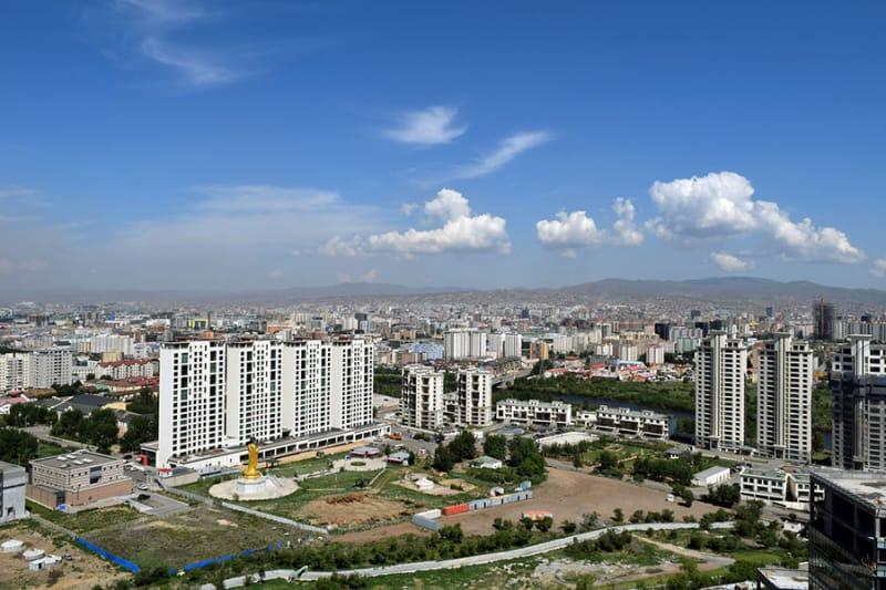 モンゴルの首都はどこ?