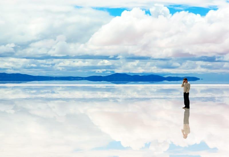 ウユニ塩湖の注意点2