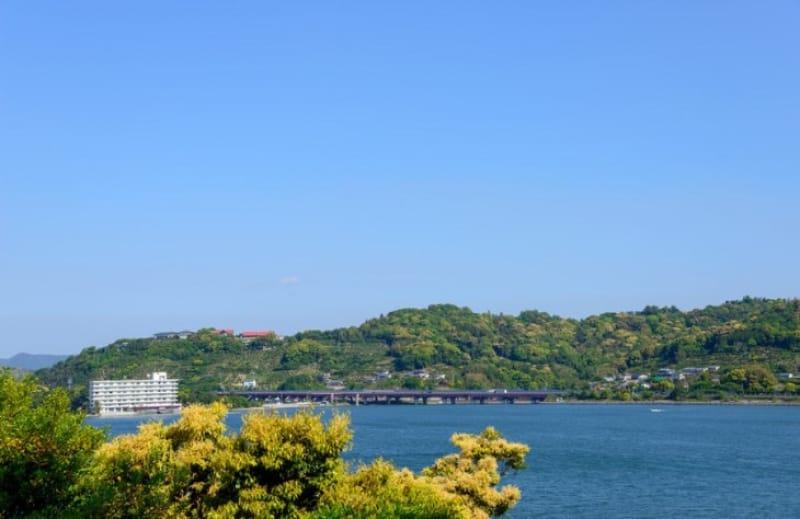 ドライブ、サイクリングにおすすめ「浜名湖」
