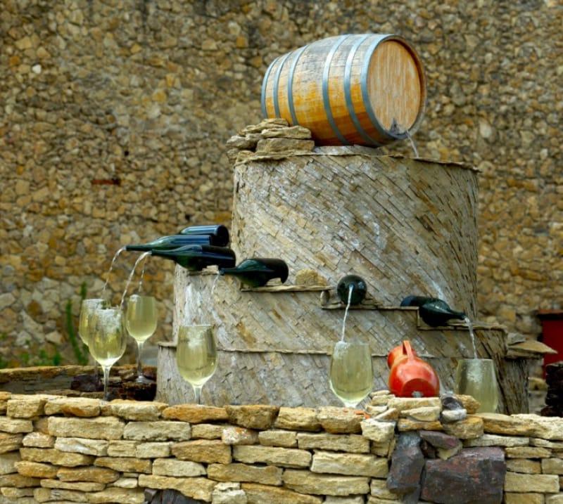 実はワインの名産地なんです!