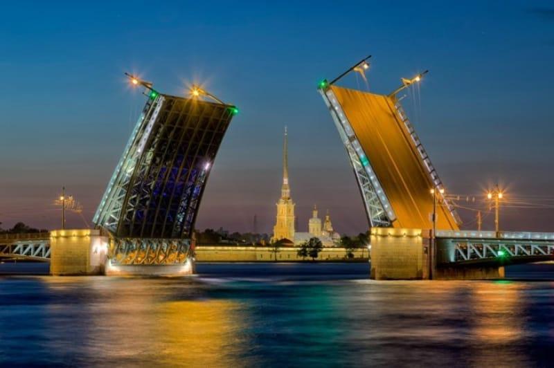 サンクト・ペテルブルクが首都となるまでの歴史