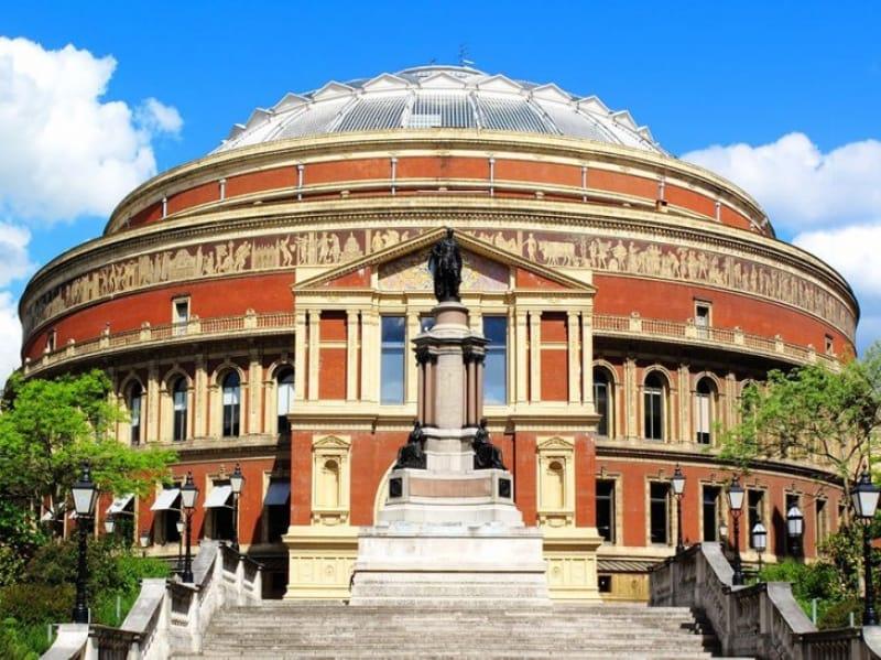 ロンドンのコンサートホール②ロイヤル・アルバート・ホール