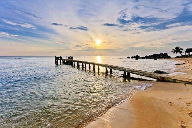 ベトナムで一番美しいビーチ