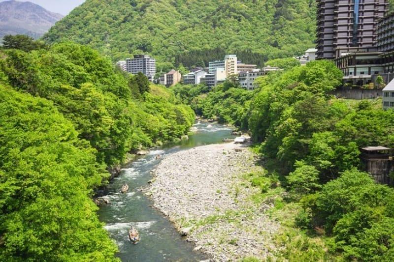 カップルで行きたい鬼怒川温泉とは?