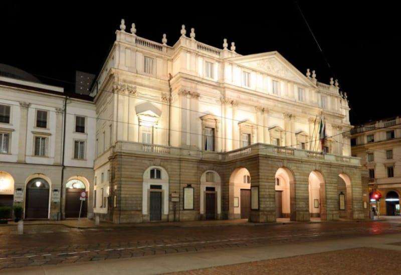 世界有数のオペラの殿堂「スカラ座」