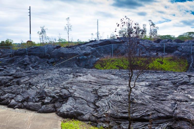 14位 アメリカ/ハワイ火山国立公園(キラウエア火山)