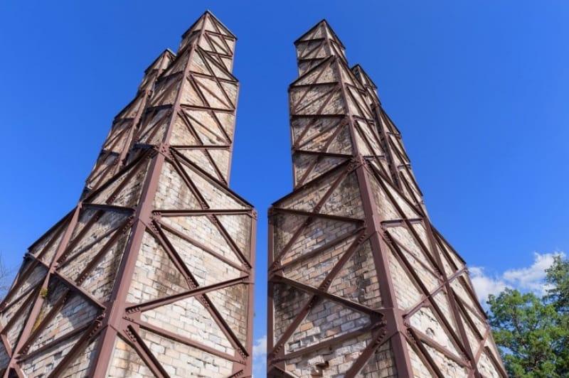 世界文化遺産にも登録されている韮山反射炉とは?