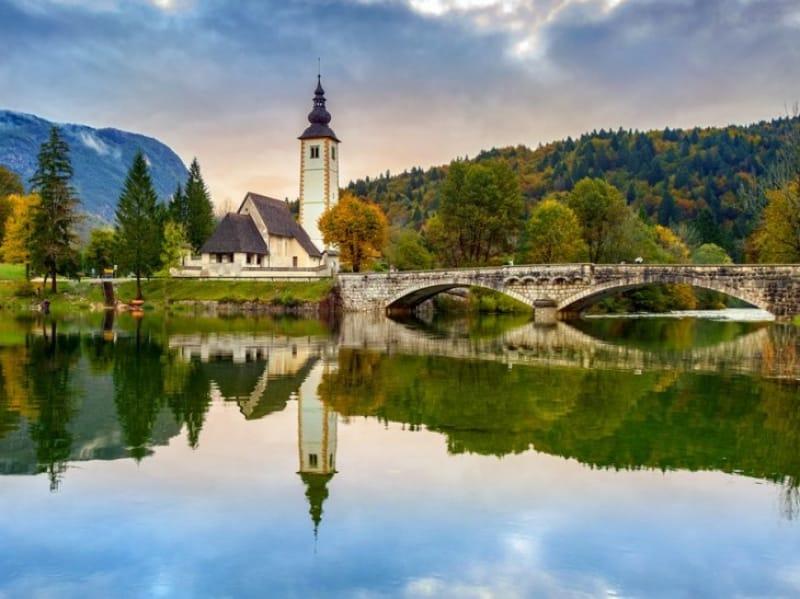 おまけ:もうひとつの美しい湖 ボーヒン湖