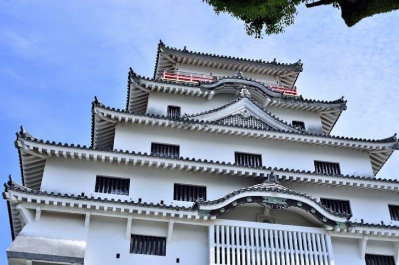 戦国から江戸時代へ・唐津城の誕生
