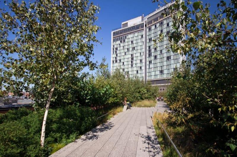 スタンダード・ハイライン(The Standard High Line)/アメリカ・ニューヨーク