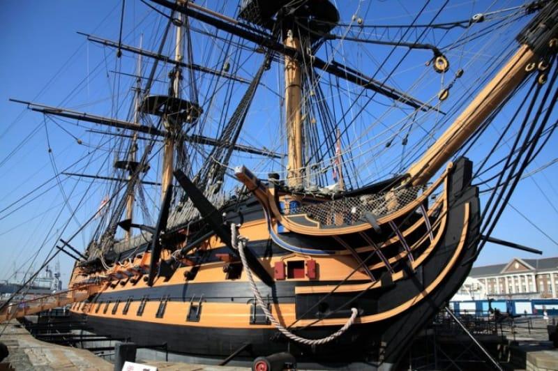 ポーツマスでも起こった産業革命