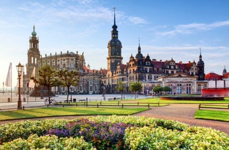 豪華絢爛な宝石が見学できるドレスデン城