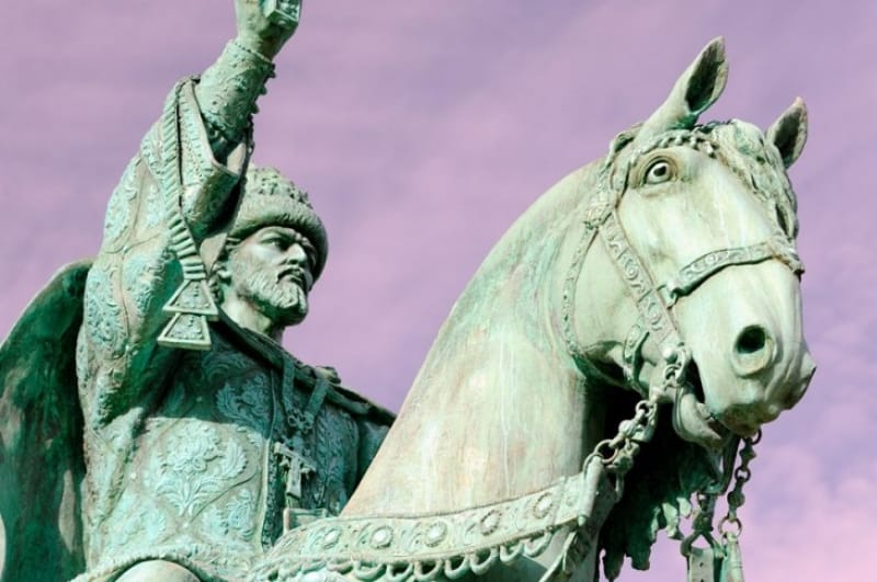 雷帝・イヴァン4世時代の激動の統治