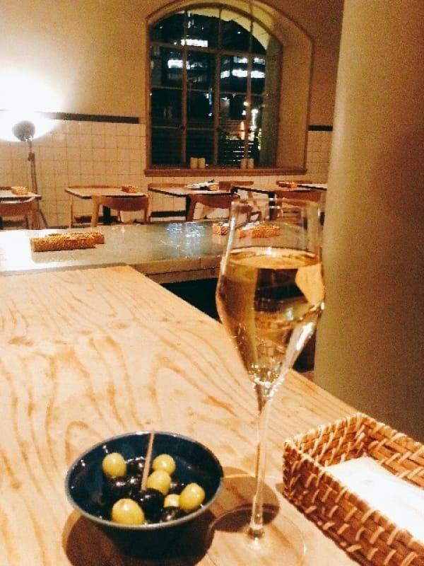 97015:シャンパンやワインが豊富でおいしい♪