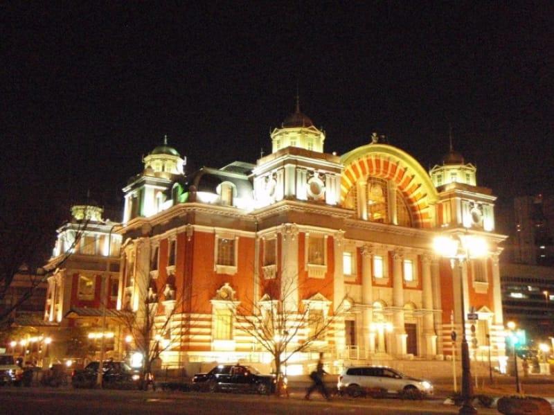 97583:中之島中央公会堂ナイトツアーにGO!