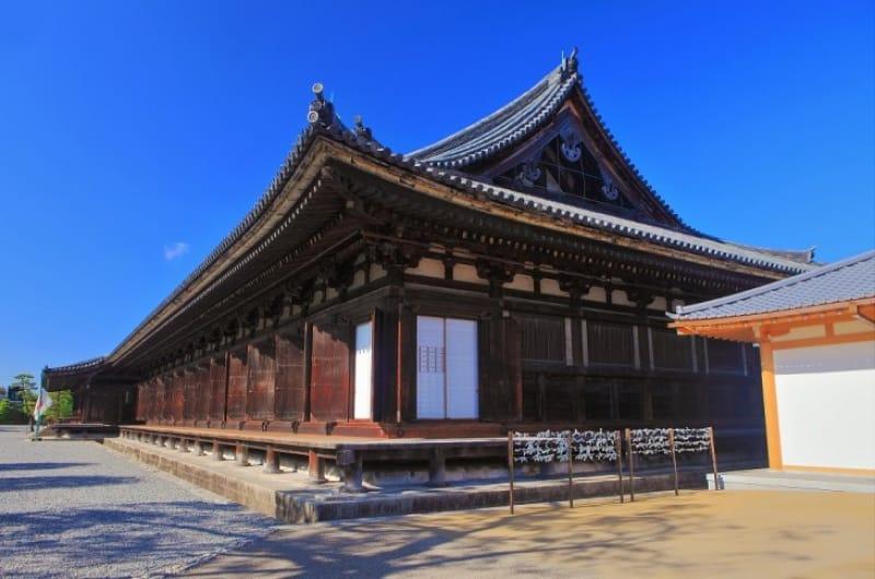 1.三十三間堂ってどんな寺院?歴史を見てみよう