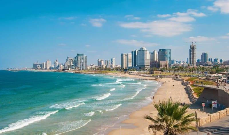 イスラエルで楽しむリゾート