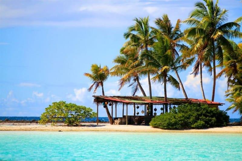ランギロア島/ポリネシア