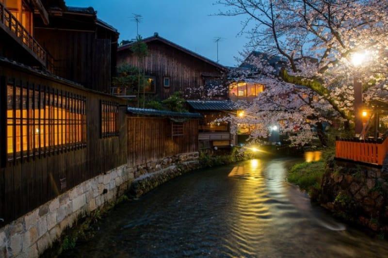 京都の川全体の歴史は?