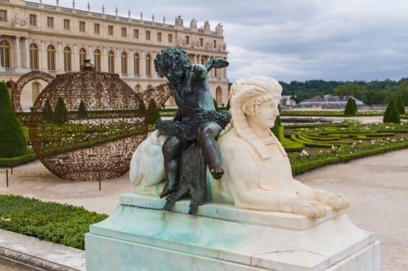ヴェルサイユ宮殿へのアクセス