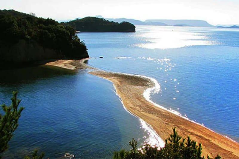 第9位 小豆島エンジェルロード/香川県