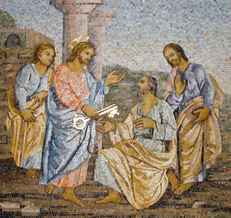 イエスの宣教、その教えと弟子たち