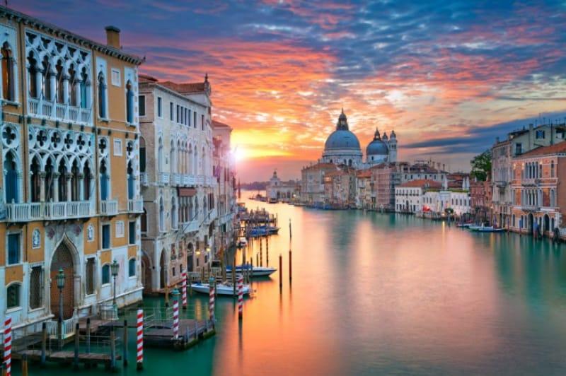 #24 全てが絵のようなヴェネツィアの町を歩こう
