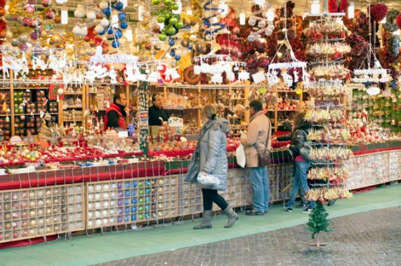 100年の歴史を持つ「クリスマス・マーケット」