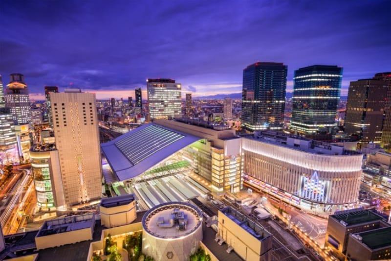 大阪駅周辺エリアの観光ならここを見よう